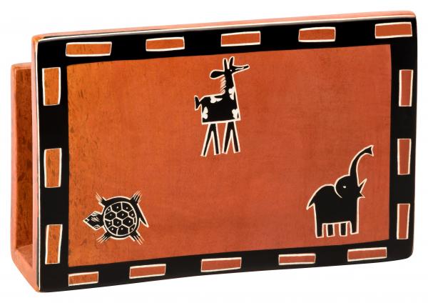 Briefhalter Afrika
