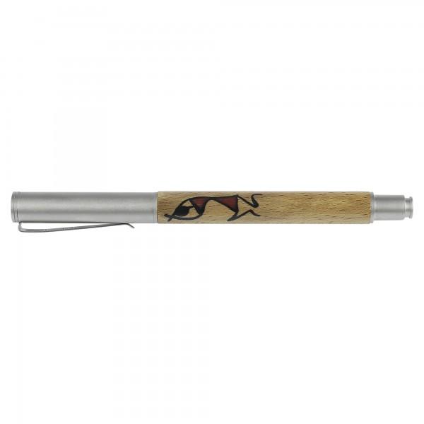 Kugelschreiber mit Kappe